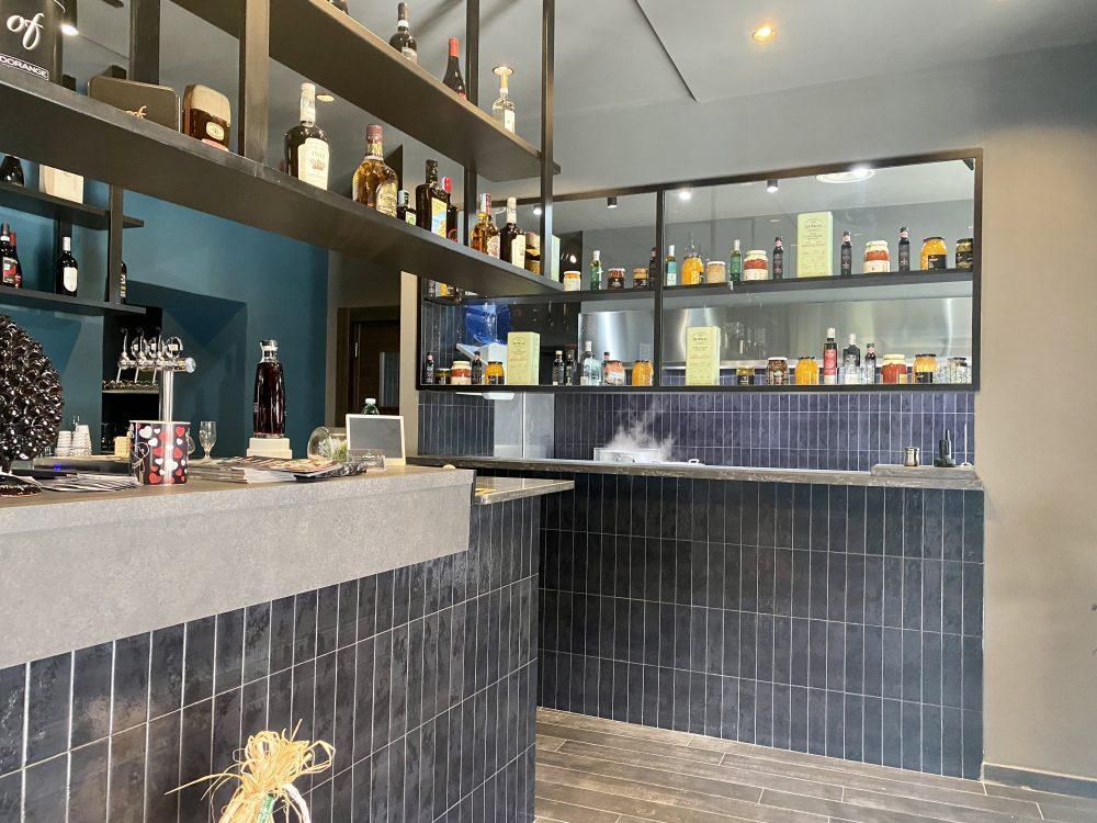 Il Monfortino- Bar e cucina a vista