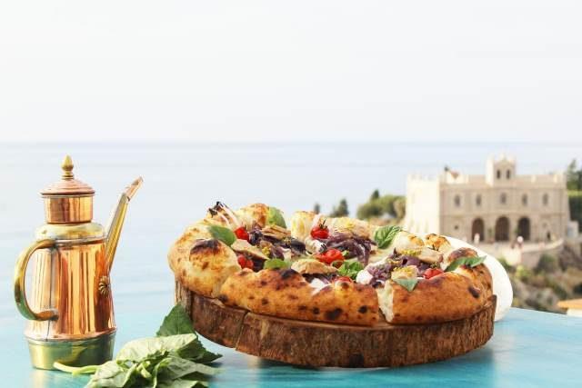 Pizza Tropea Borgo dei Borghi 2021