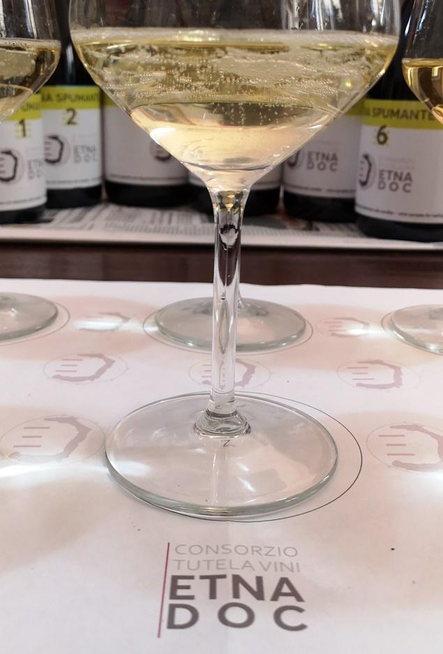 Etna - bicchieri