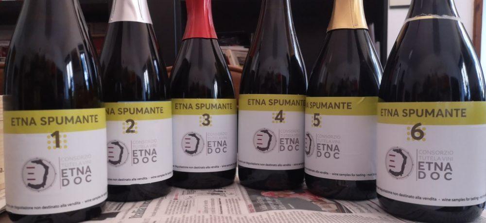 Etna - bottiglie