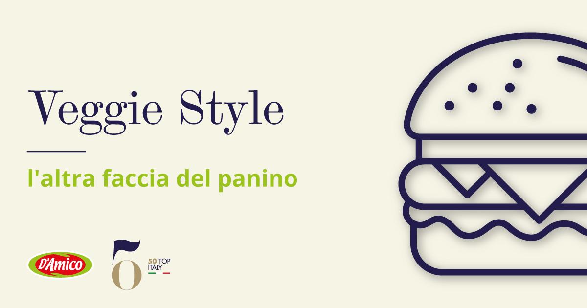 Veggie Style di 50 Top Italy e D'Amico