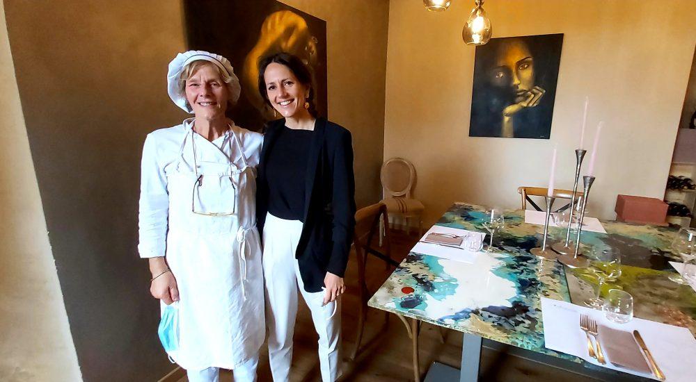 L'Alchimista – Patrizia Moretti e Barbara Magnini