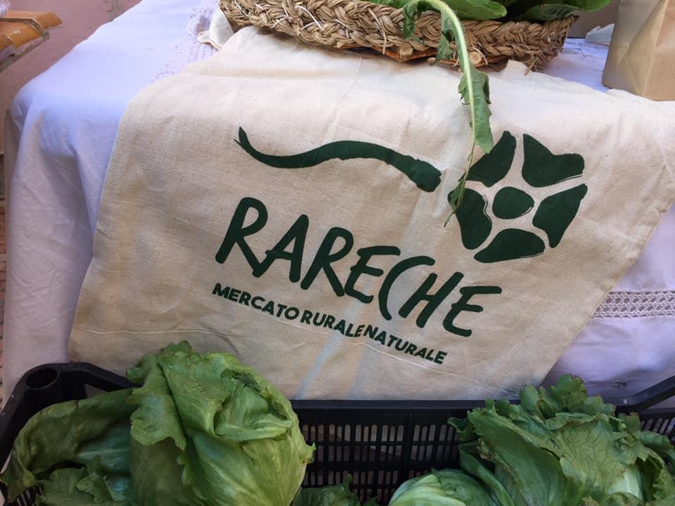 Rareche, mercato rurale naturale