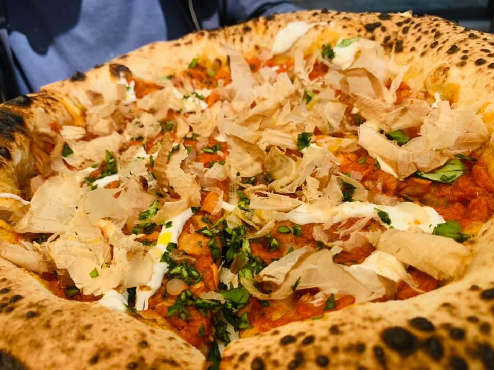 Seu Pizza Illuminati - Assoluto di tonno