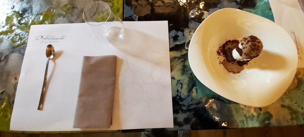 L'Alchimista – arriva il dessert la Torre