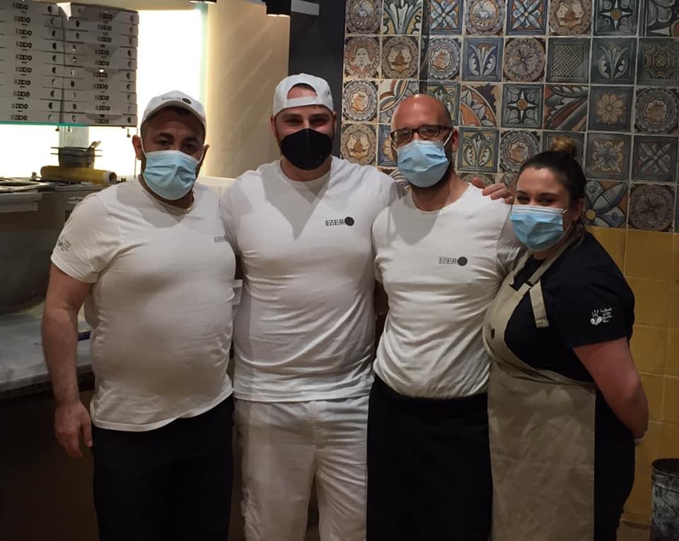 Da Zero a Vallo della Lucania, la squadra del forno