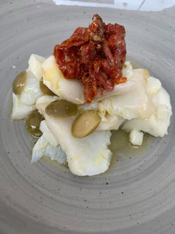 Osteria di Pescheria - baccala'
