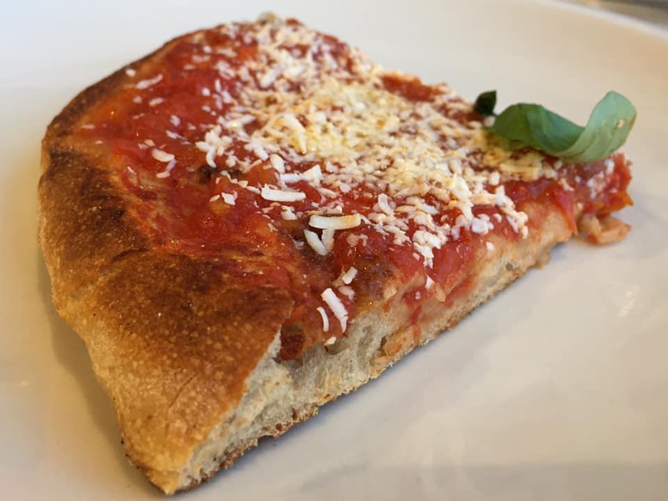 Da Zero a Vallo della Lucania, pizza cilentana, dettaglio