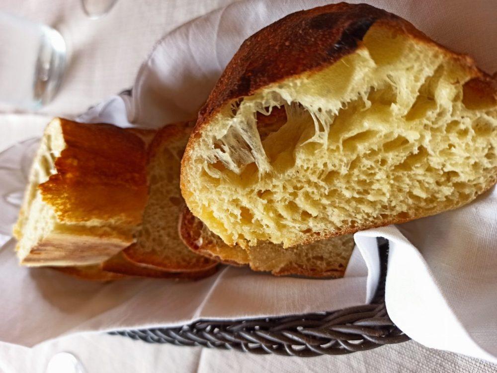 Agriturismo Serafino Family, Il Pane-Focaccia di grano duro Montecalvese