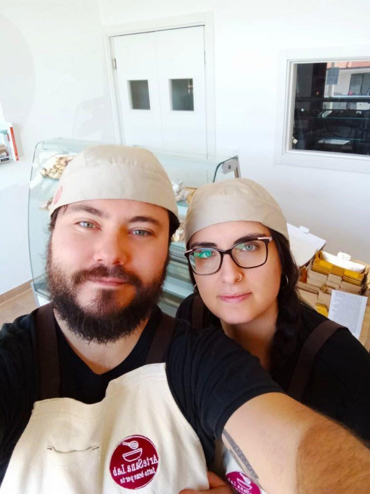 ArteSana Lab - Giulia e Diego