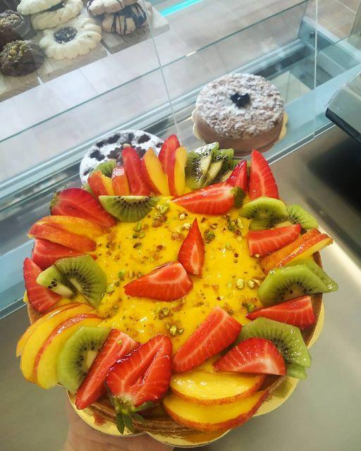 ArteSana Lab - torta alla frutta