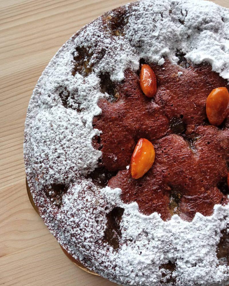 ArteSana Lab - torta cioccolato e pere