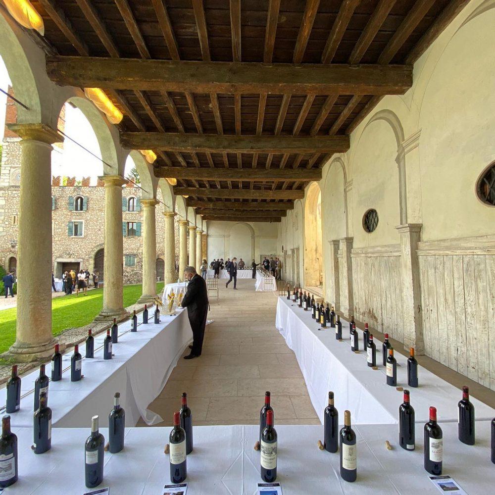 Bordeaux a Verona