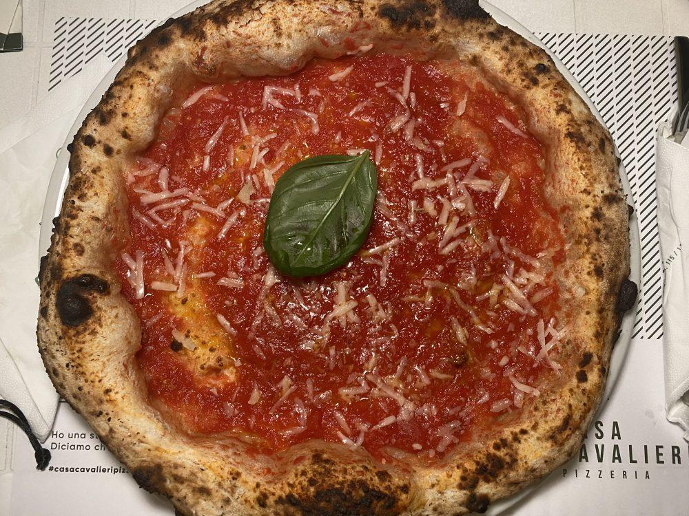 Casa Cavalieri - Pizza Cosacca