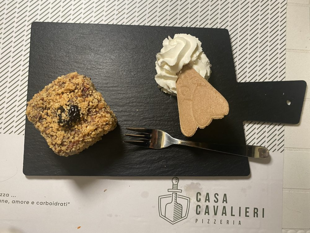 Casa Cavalieri - dessert