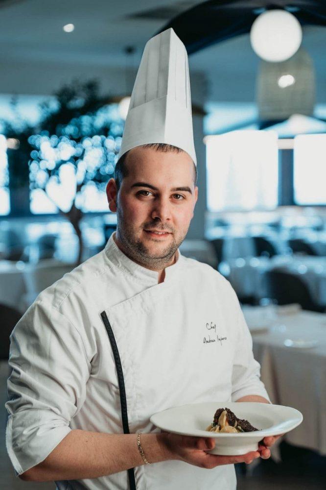 Chef Andrea Impero