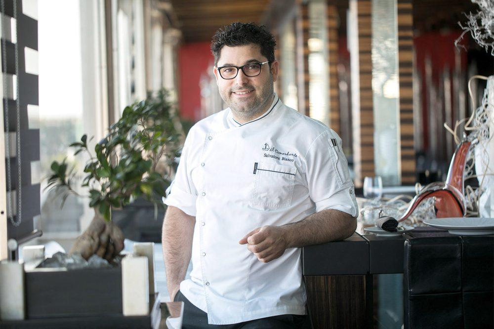Chef Salvatore Bianco