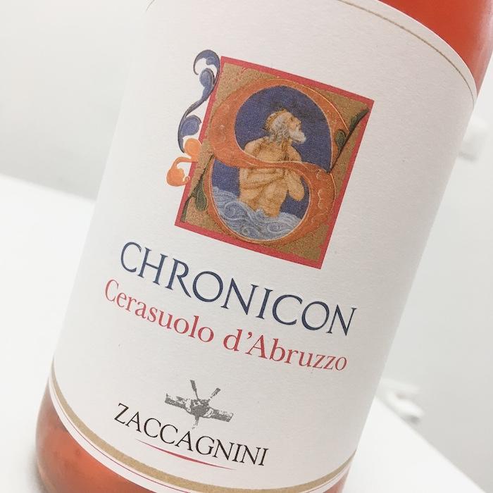 Chronicon Cerasuolo 2020