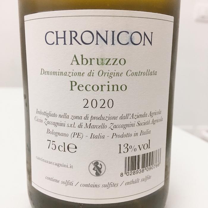 Chronicon Pecorino