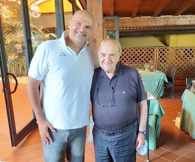 Con lo Chef Benito Morelli
