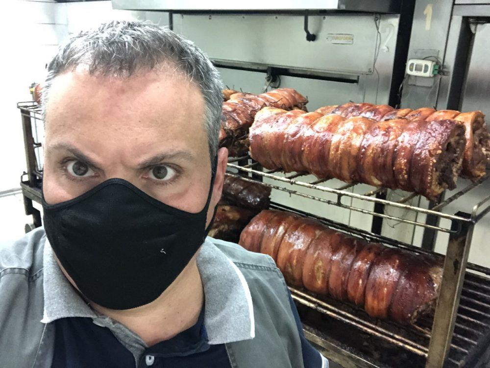 D'Alterio - io e le porchette