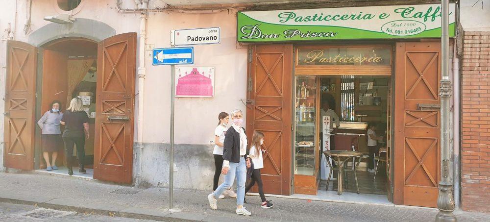 Pasticceria Don Prisco a Pagani