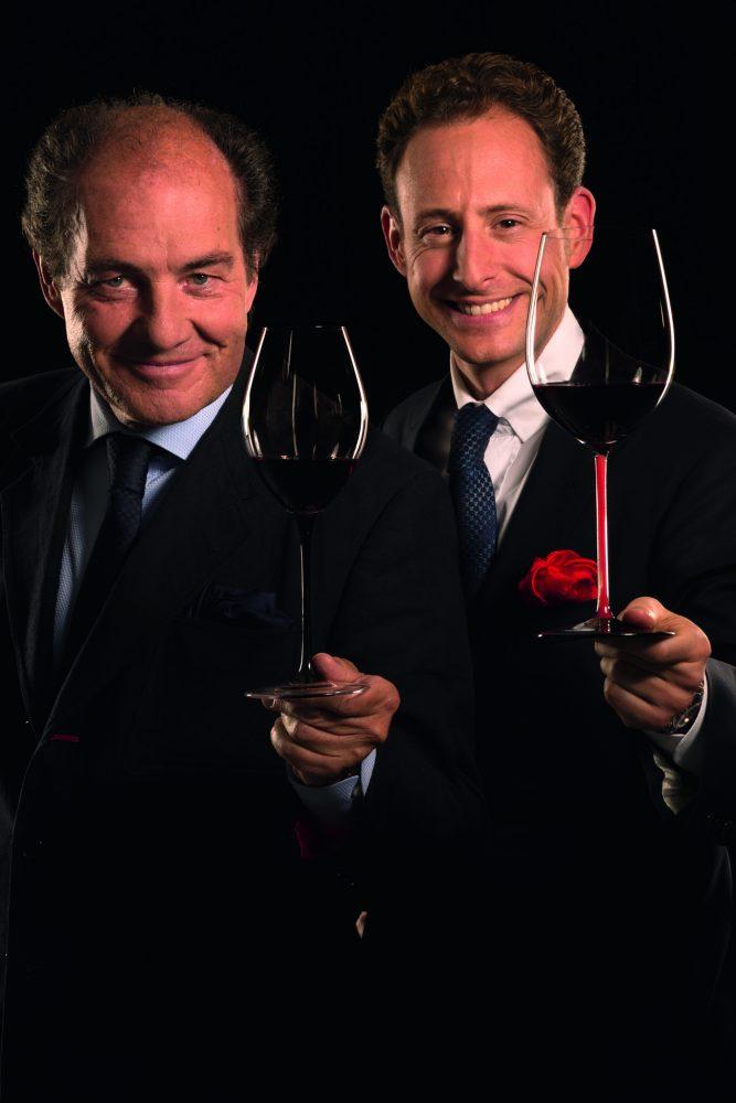 Maximillian Riedel e Georg Riedel