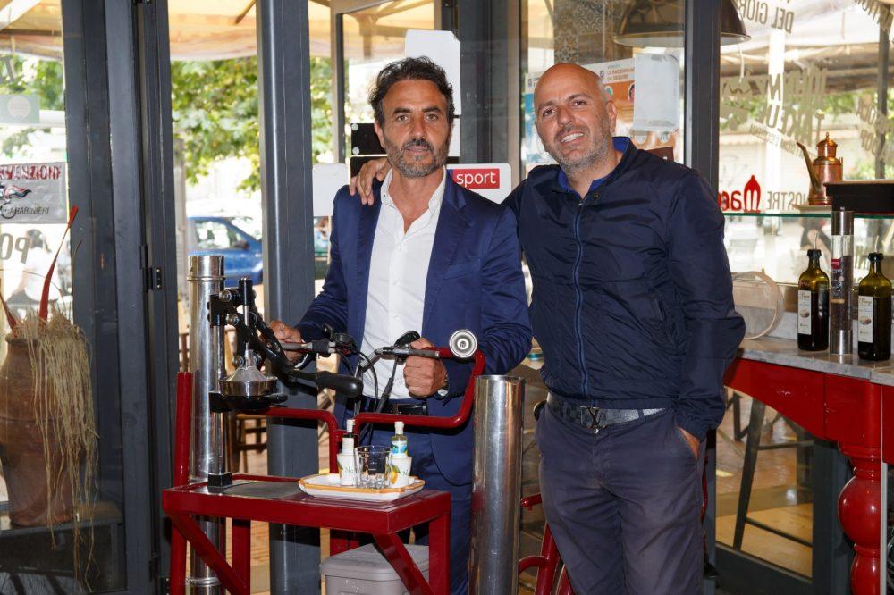 Francesco Esposito e Giovanni Kahn della Corte