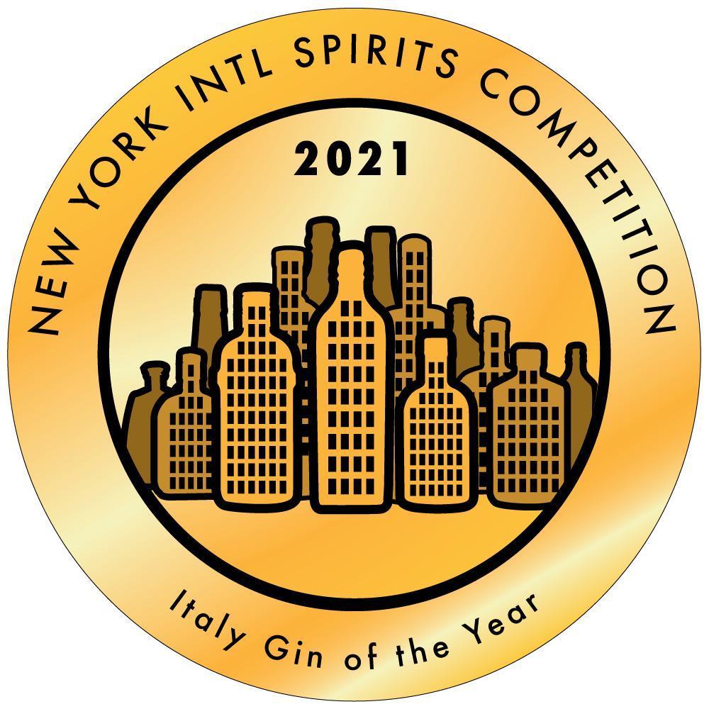 Gin made in agro nocerino sarnese - Premio new york