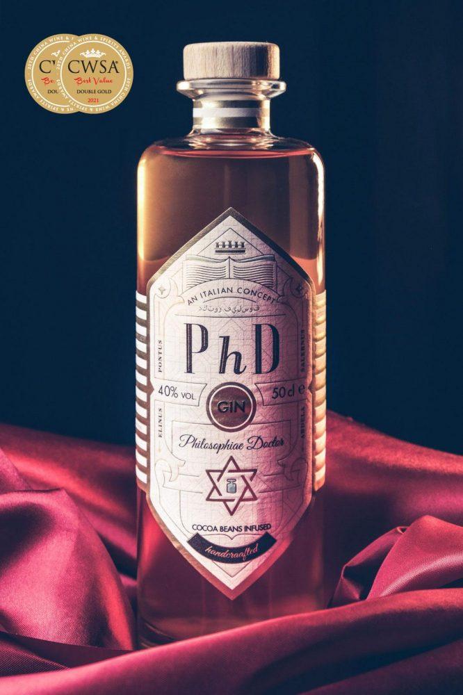 Gin made in agro nocerino sarnese -altro premio