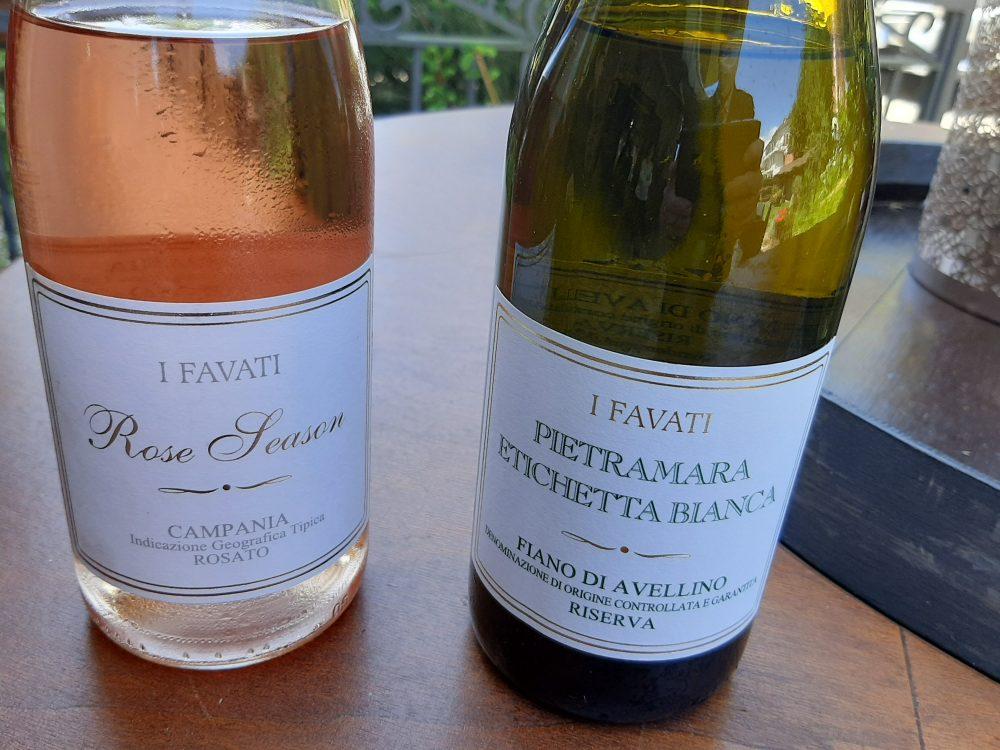 I Favati Vini assaggiati