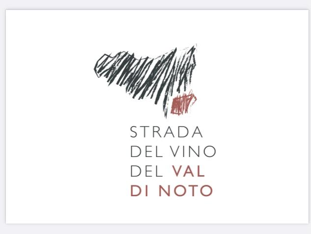Il Logo della Strada del Vino Del Val di Noto