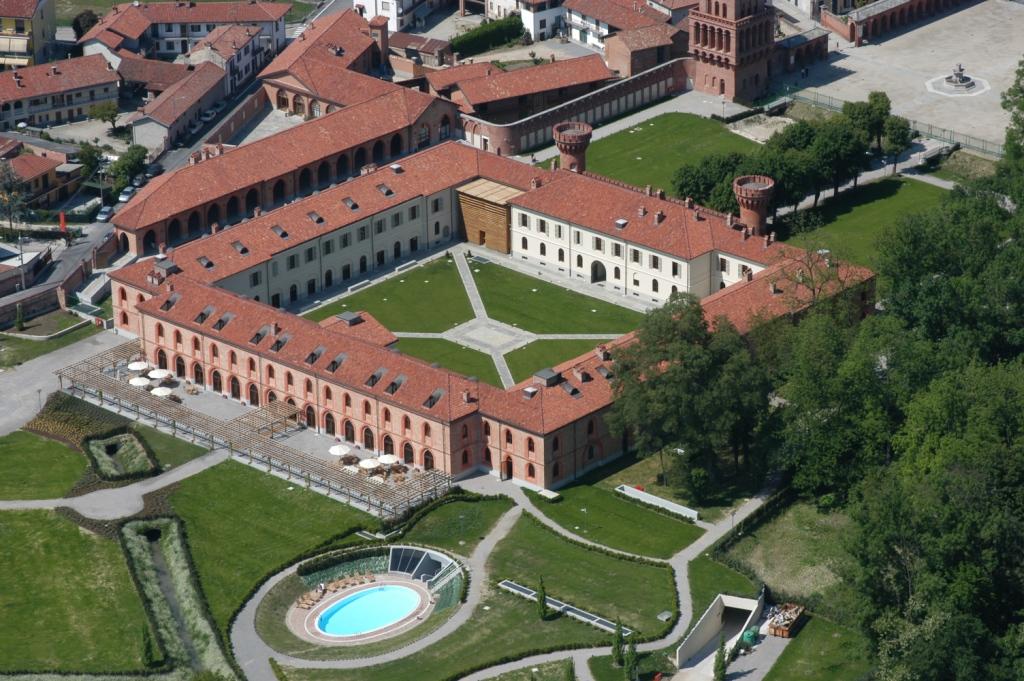 Il complesso dell'Università