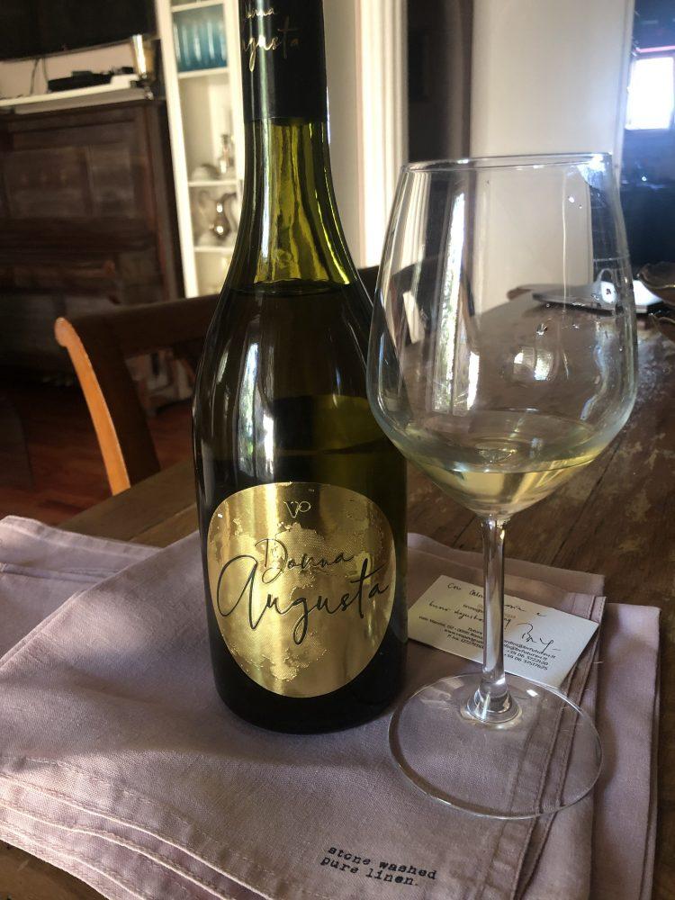 Il vino che Bruno Vespa dedica a sua moglie