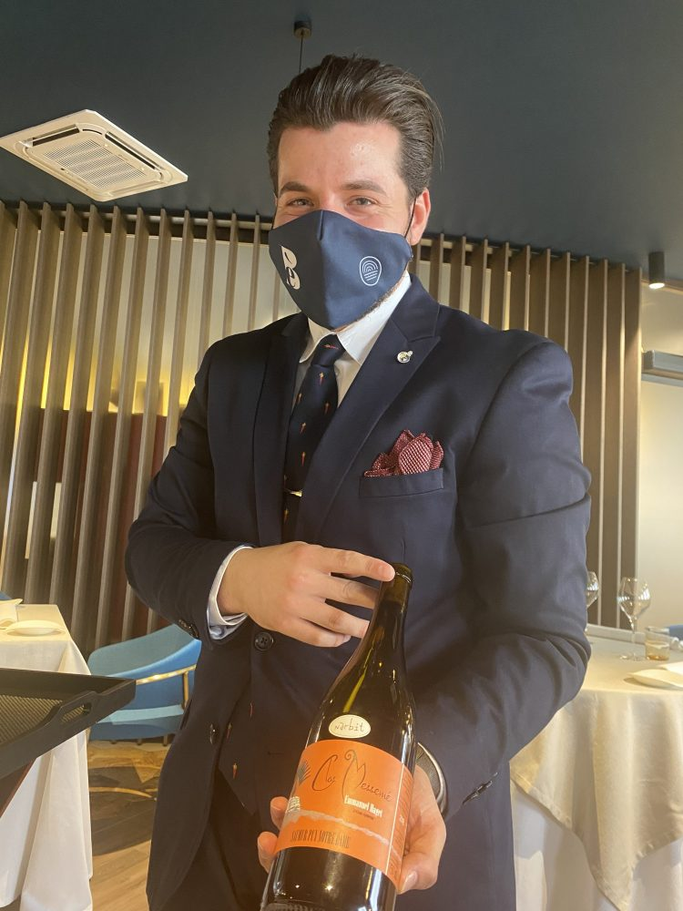 John Restaurant Casa Madre Italia - Salvatore Matarazzo