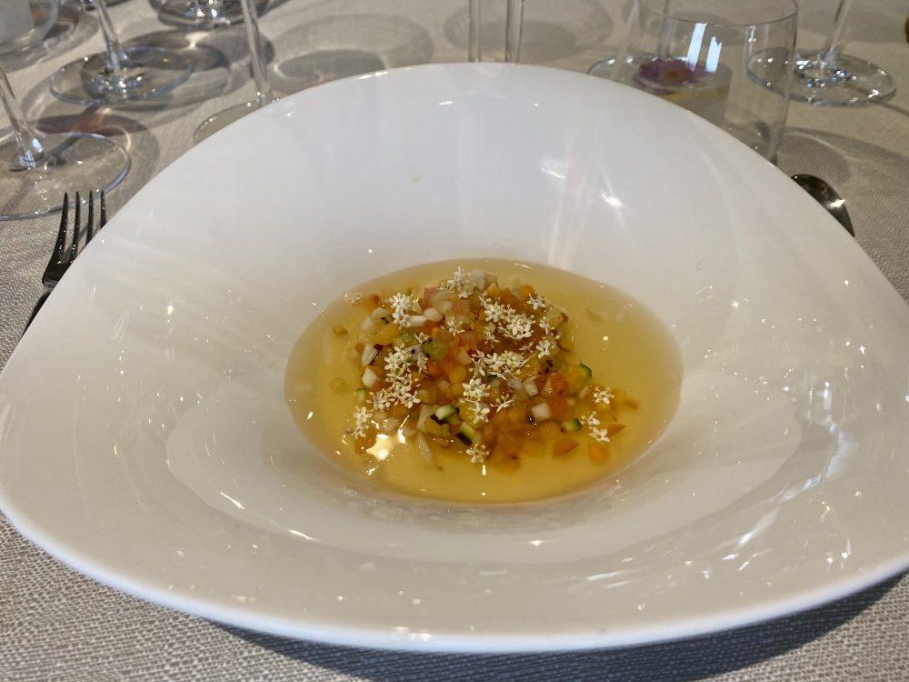John Restaurant Casa Madre Italia - insalata di frutta