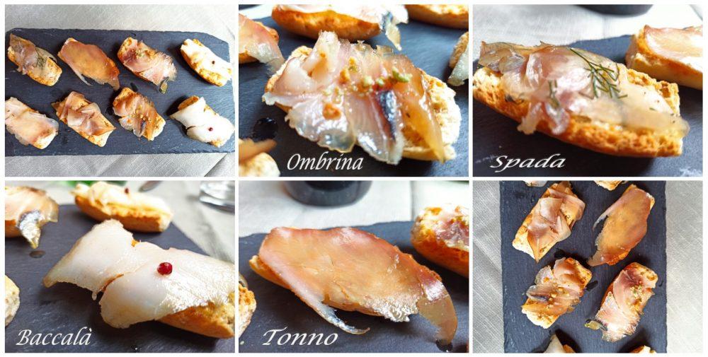 L'Oste & il Porco - I Crostini con gli Affumicati artigianali dell'Oste