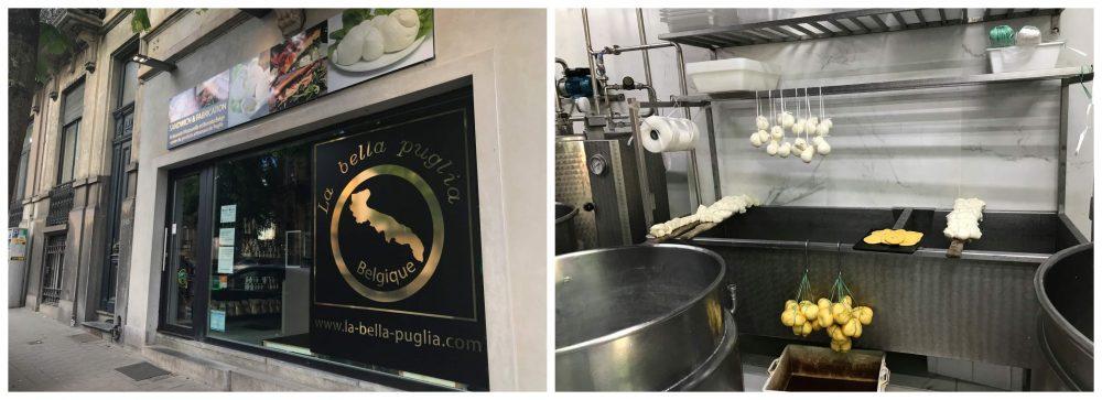 La bella Puglia Belgique
