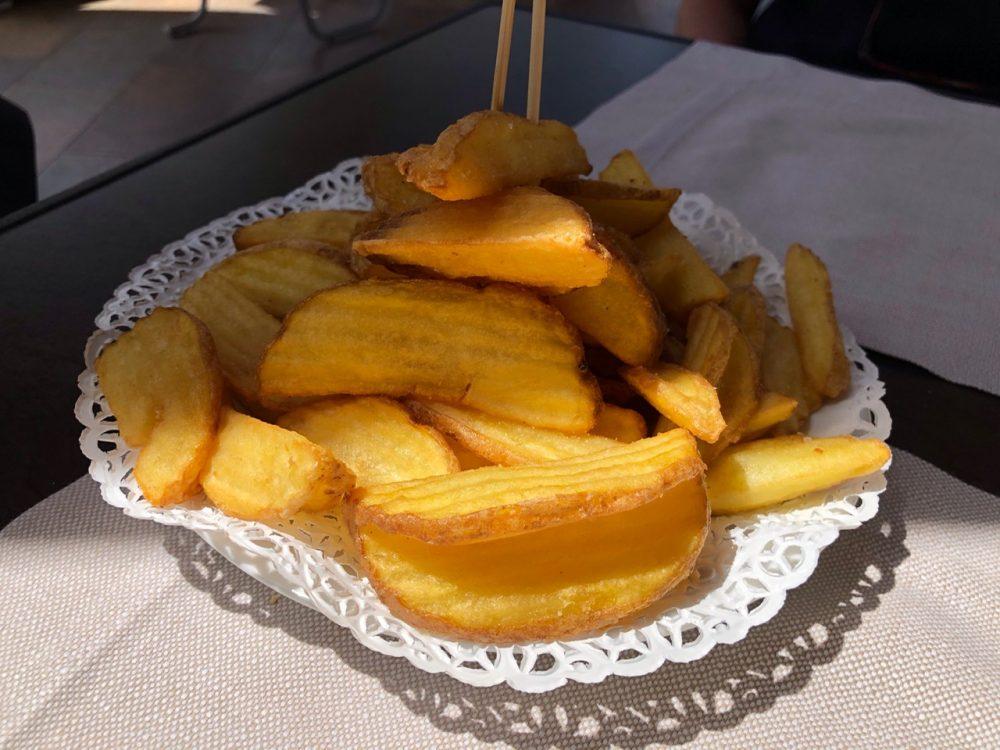Lipen, patatine
