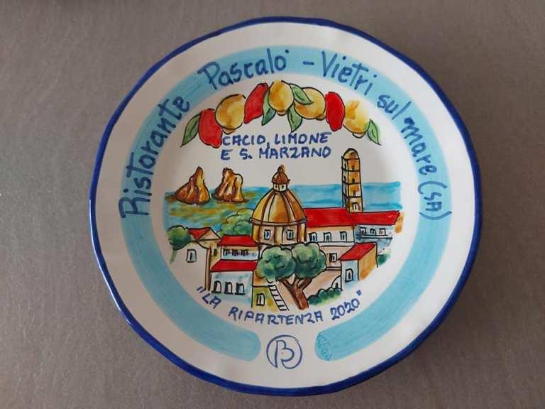 Pascalo', il Piatto dell'Unione Ristoranti Buon Ricordo