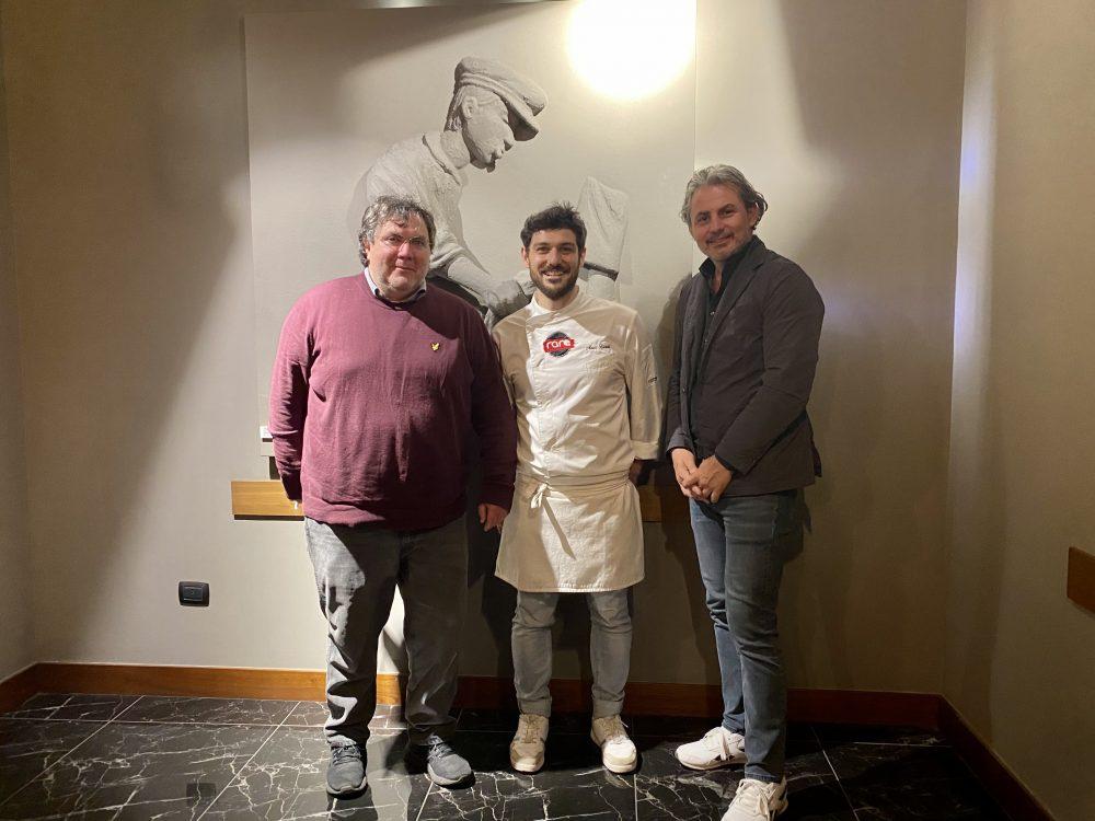 Raro - Raffaele Di Bartolomeo, Fabio Addezio e Marco Biondi