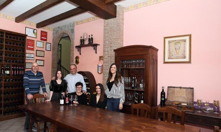 Rocca del Principe - Famiglia Zarrella