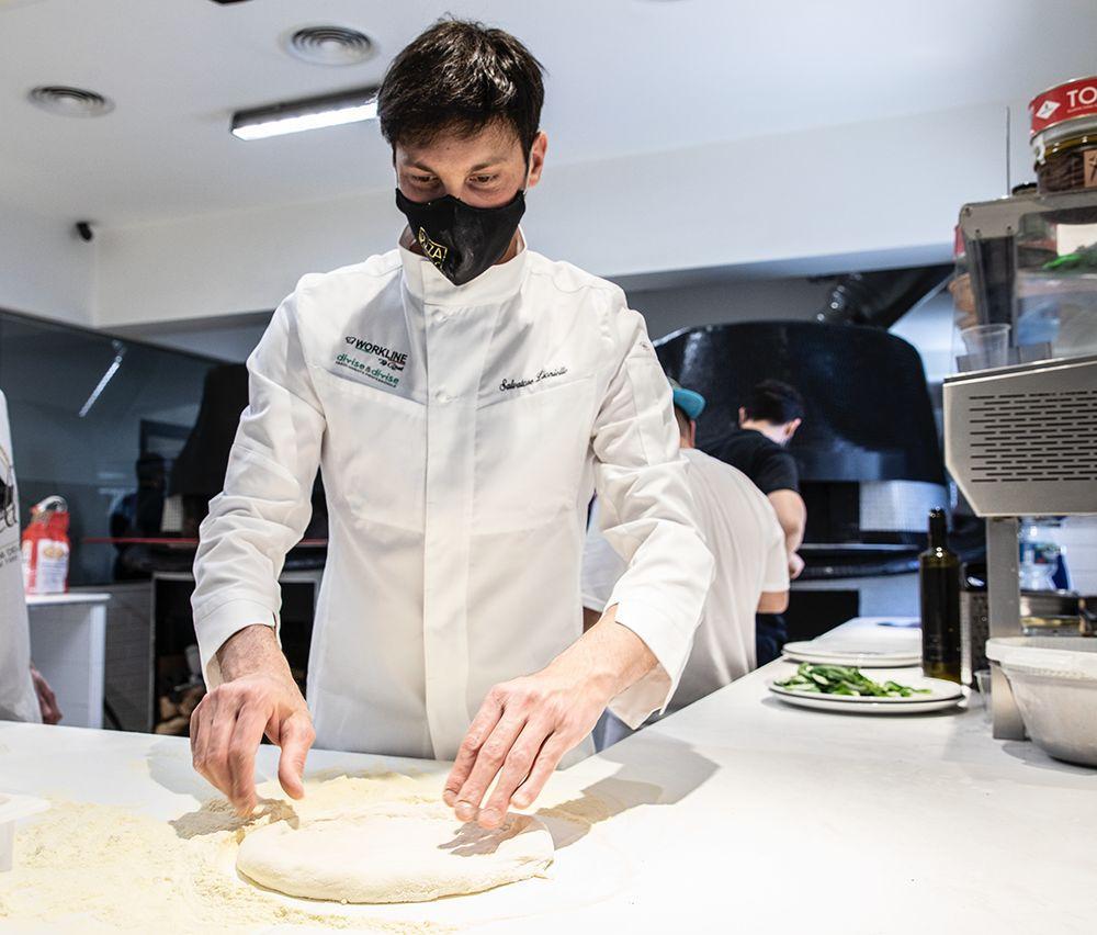 Salvatore Lioniello -Pizzeria Da Lioniello