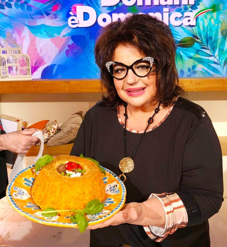 Sartu' di riso - Ricetta di Angelica Sepe