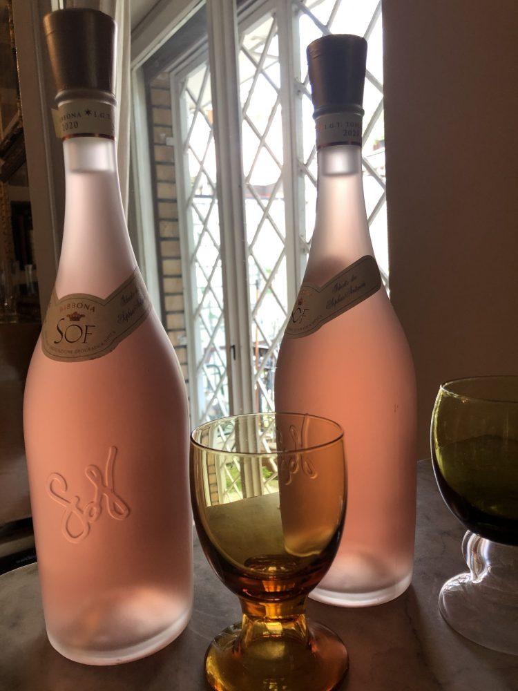 Sof Rose' Toscana