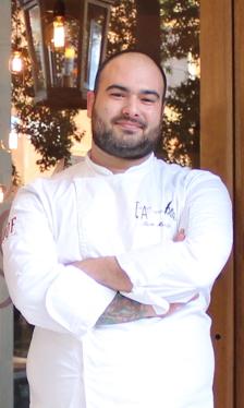 Taverna Angelica - chef Luca Maiolo