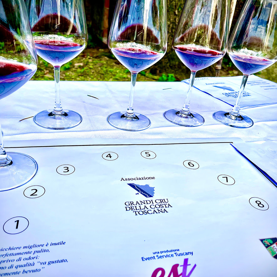 Anteprima vini della Costa Toscana