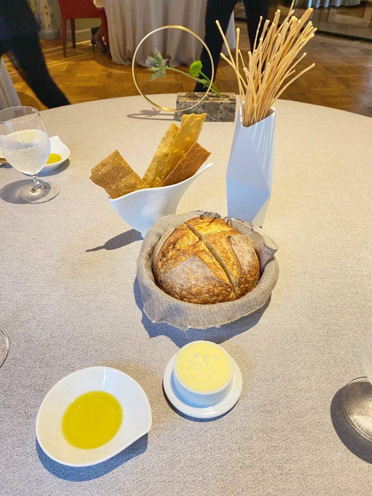 Villa Crespi - il pane