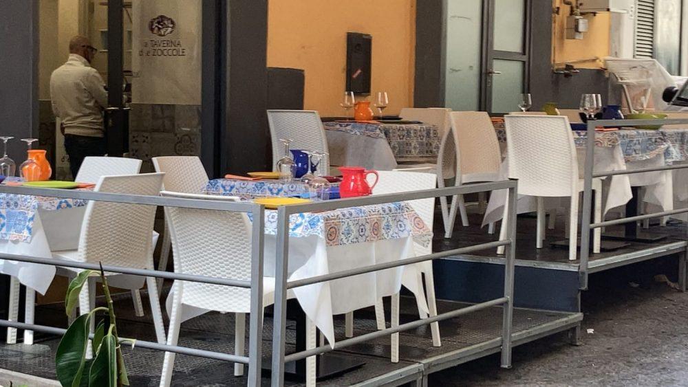 'A Taverna d'è Zoccole - esterno