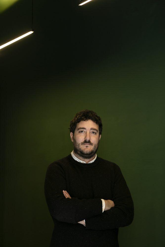 Apron - Giuseppe De Filippo